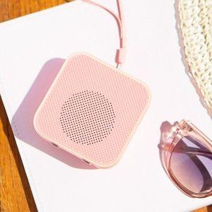 Sonix Bluetooth Speaker, Pink